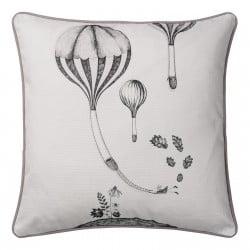 """Perna decorativa """" Baloon Hill """", Bumbac, l45xL45 cm"""