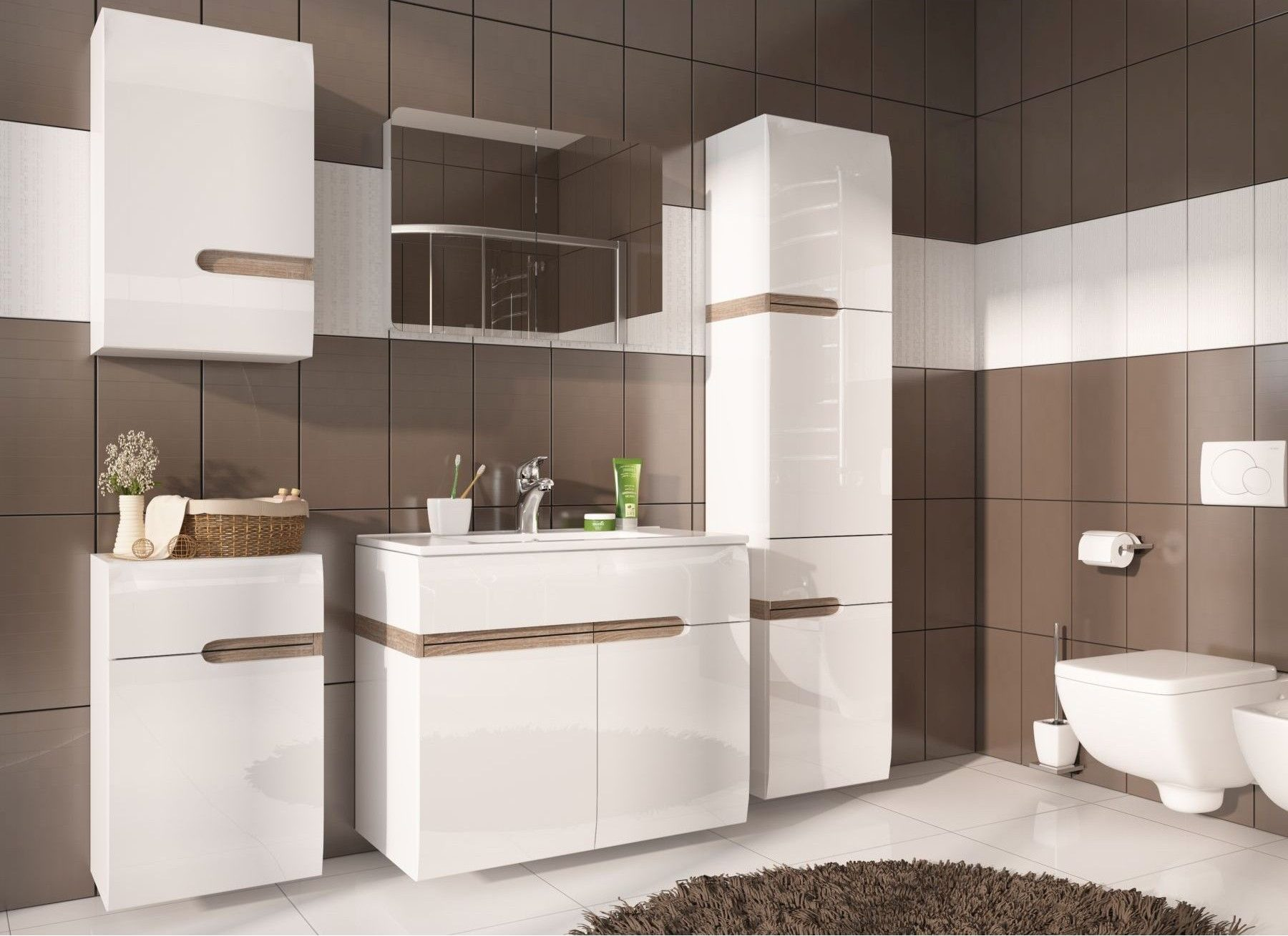 cum alegi cel mai bun dulap de baie. Black Bedroom Furniture Sets. Home Design Ideas