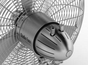 Materialele ventilatorului