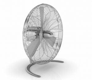 Modelul ventilatorului