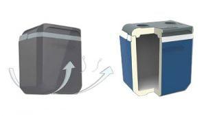 Calitate lada frigorifica portabila