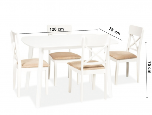 Dimensiunile mesei de bucatarie