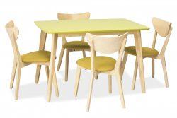 Set Masa Combo Verde + 4 scaune