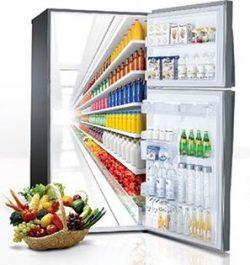 Volum depozitare frigider