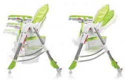 Ajustabilitatea scaunului de masa pentru bebe