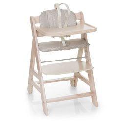 Scaun de masa din lemn Beta+B Whitewashed