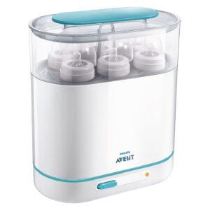 Cum alegi cel mai bun sterilizator pentru biberoane