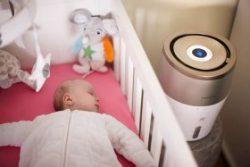umidificator camera bebe
