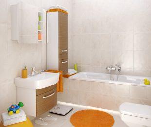 mobilier pentru baie pentru familie