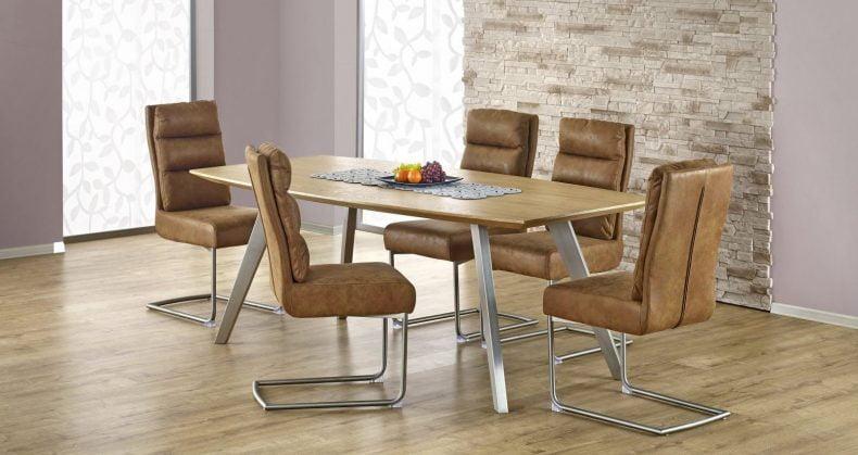 Cel mai bun set masa cu scaune pentru living