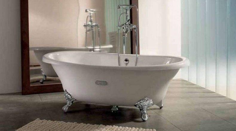 cea mai buna cada de baie din fonta