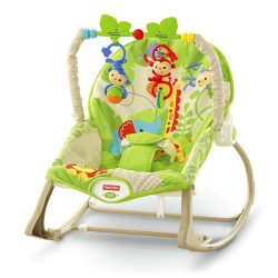 Balansoar 2 in 1 Infant to Toddler Rainforest Friends