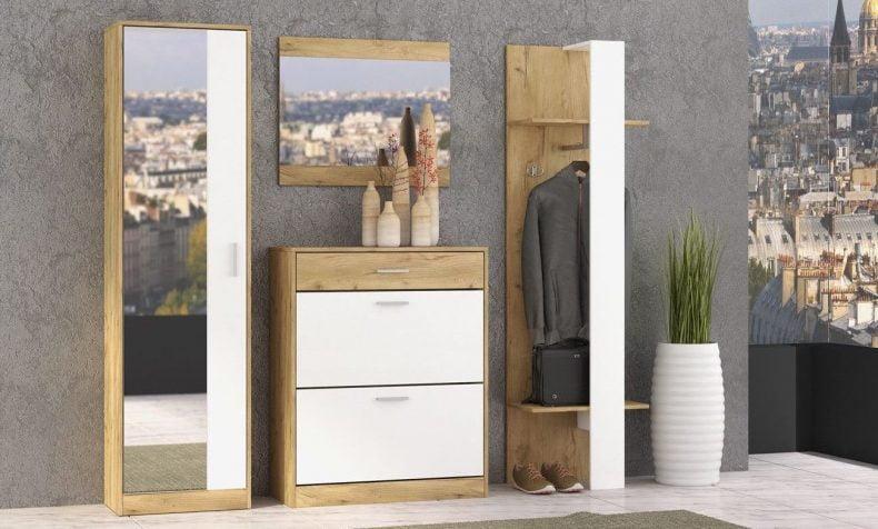 Dimensiunile mobilierului pentru hol