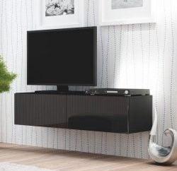 Comoda TV din MDF Livo RTV-160W Black