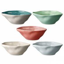 Set 5 boluri Simone, ceramica