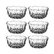 Set 6 boluri de sticla Rcr Crystal, Opera Luxion