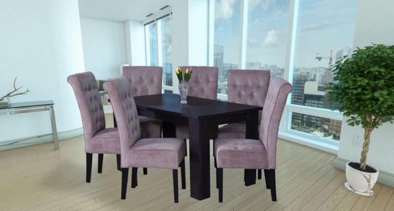 scaune tapitate pentru living