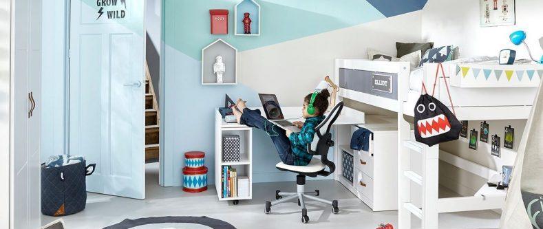 Cum alegi cea mai buna lampa pentru biroul copiilor