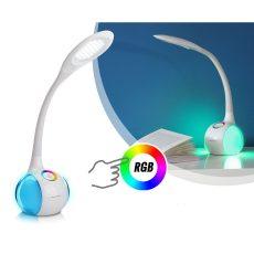 Veioza Birou sau Camera cu Lampa de Veghe Ambientala 2-in-1 SMART LED RGB