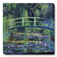 Claude Monet - Lacul cu nuferi