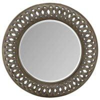 Oglindă decorativă Roto Grey