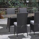 Cum alegi cel mai bun set de masa si scaune din ratan pentru terasa