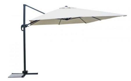 umbrela de gradina cu brat lateral