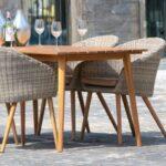 Cum alegi cel mai bun set de masa si scaune din ratan sintetic pentru gradina