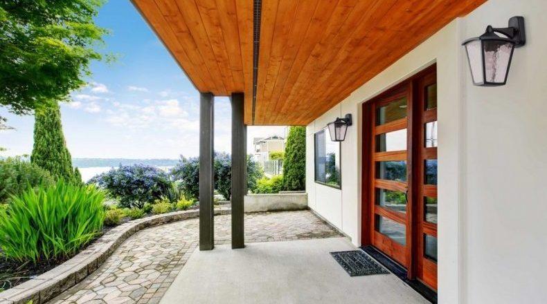 felinare pentru terasa exterioara