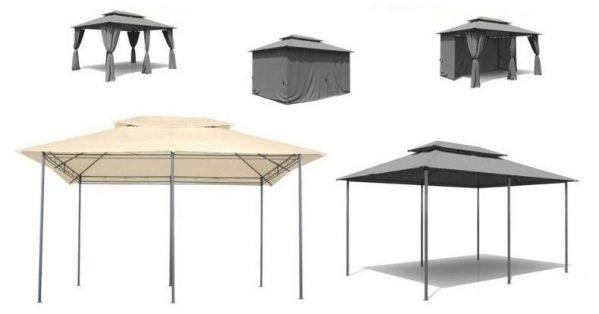 moduri de utilizare a pavilionelor de gradina
