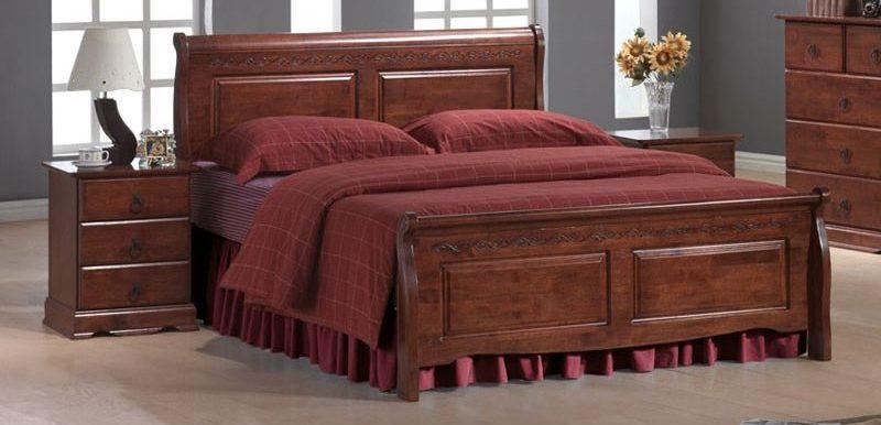 Cum alegi cel mai bun pat din lemn