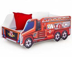 Pat pentru copii Fire Truck