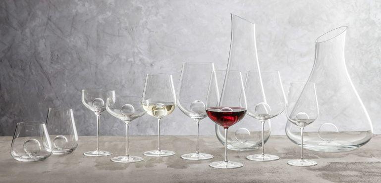 tipuri de decantoare de vin