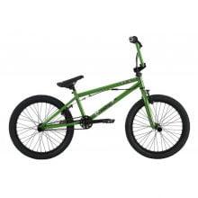 Bicicleta BMX HARO Leucadia DLX verde metalic 20.3
