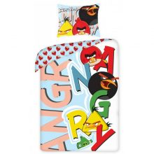 Lenjerie de pat copii Cotton Angry Birds 5007