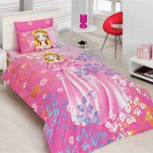 Lenjerie de pat copii Ranforce Princess V1 Pink