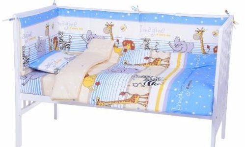 Cum alegi cea mai buna lenjerie de pat pentru bebelusi