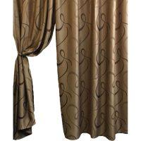 Set draperie 140x245x2 cu rejansa by Liz Line - DP16
