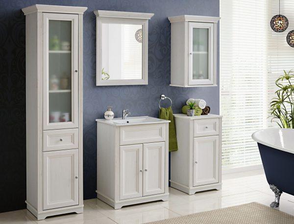 mobilier de baie modern