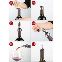 aeratorul pentru vin