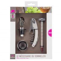 set 4 accesorii pentru vin top shop