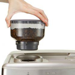 espressor manual cu rasnita pentru cafea