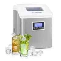 Klarstein Clearcube LCD mașină de făcut gheață