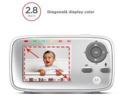 ecran sistem monitorizare bebe