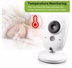 functiile sistemului de monitorizare bebe