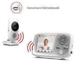 sistem monitorizare bebelusi cu comunicare dubla